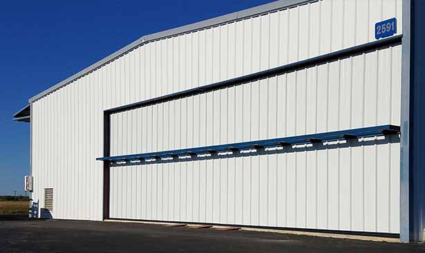 Alamo Door Systems Commercial Garage Doors In San