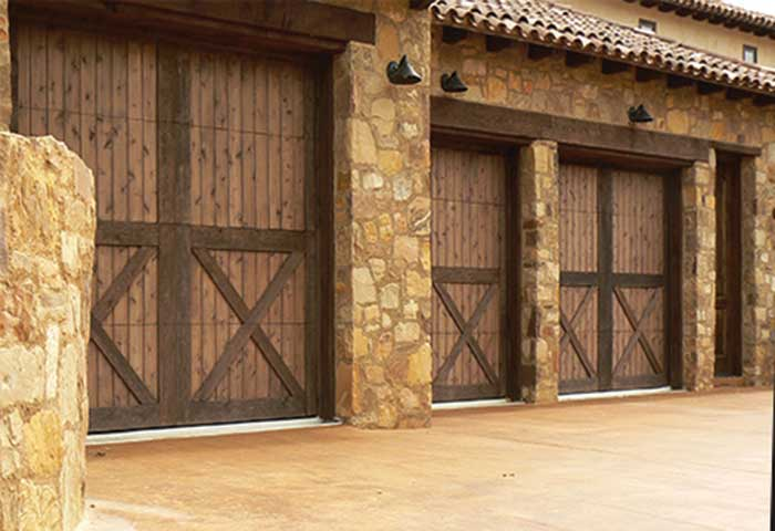 Woodland Creek Alamo Door Systems